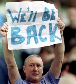 It's Aston Villa, Sunderland or Wigan For The Big Drop!