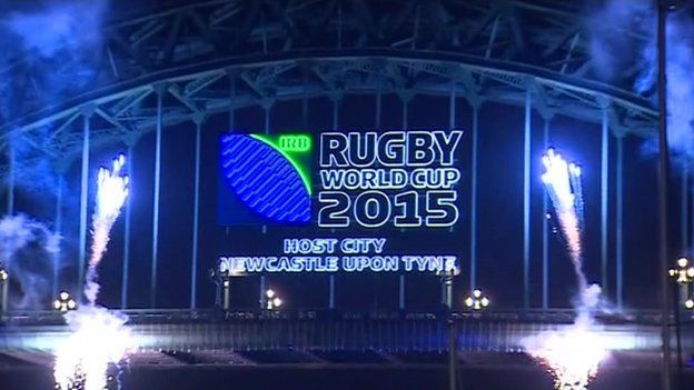 World Cup Rugby In Toon: What An Occasion, What A Party!